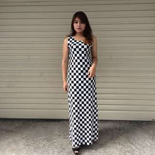 LONG DRESS CATUR