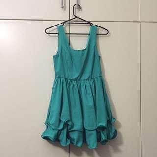 Green Angel Biba Dress