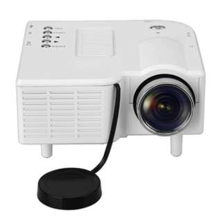 Excelvan LED/LCD Mini Multimedia Projector