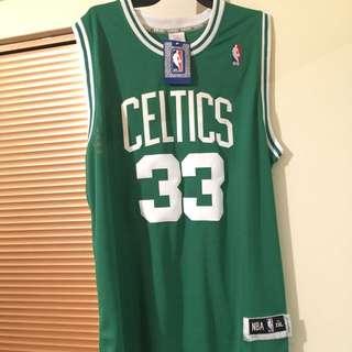 CELTICS XL-XXL Basketball Jersey