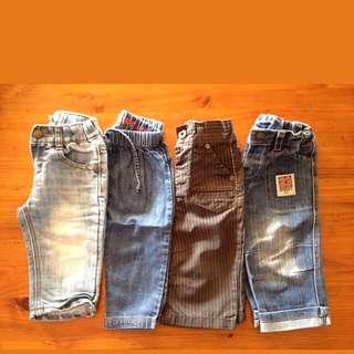 Size 0 Pants