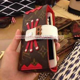 Louis Vuitton Tribal Mask Pouch