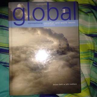 Grade 12 Canadian & World Issues textbook