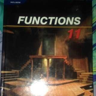Grade 11 Math-Functions Academic