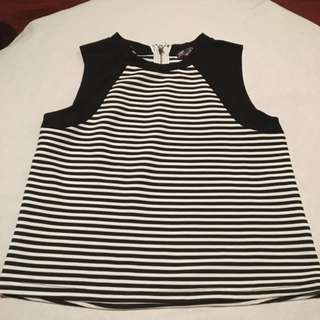 Black&white Top