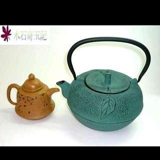 一壺好茶 日式生鐵製~生鐵壺/養生壺/煮茶壺1600cc~1300