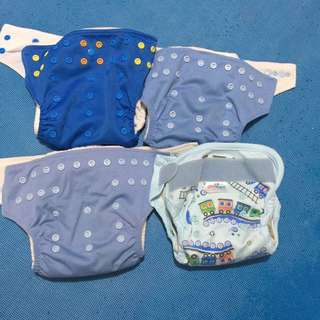 GEUC Cloth Diaper with insert