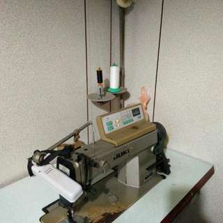 🚚 Juki電腦裁縫機 附送變壓器 穩定性强