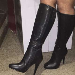 BNWT, Still Boxed Knee High Sexy Heeled Boots
