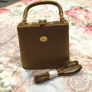 Vintage Brown Pouch