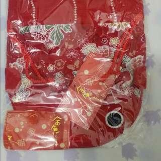 【包郵】日本金魚袋