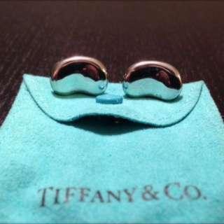 Tiffany Cuff Links | Bean | >50% discount