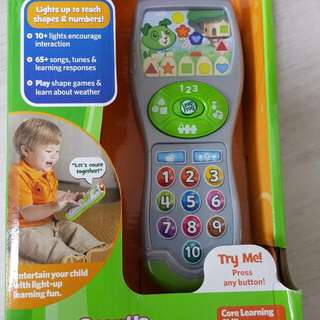 Leapfrog Toy Remote Control