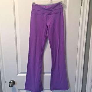 Reversible Lululemon Size 2 Groove Pants