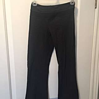 Size 2 Winterized Lululemon Groove Pants