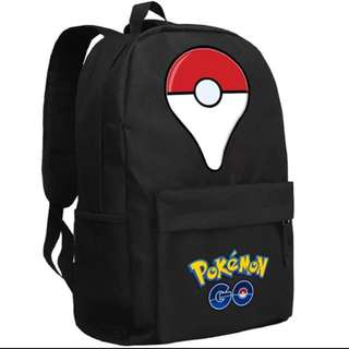PO. POKEMON TRAINER SCHOOL BAG!