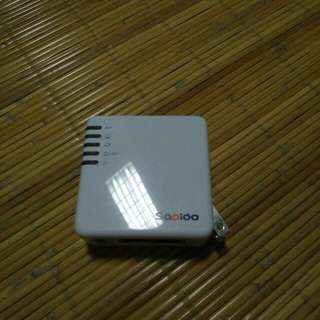 Sapido BRF71n 300M 3G/4G 無線分享器