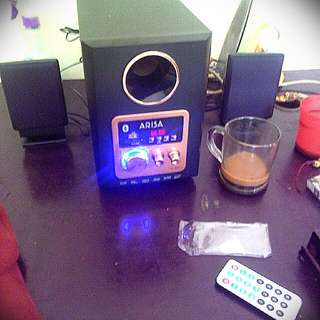 Arisa Smart Speaker To Bluetooth