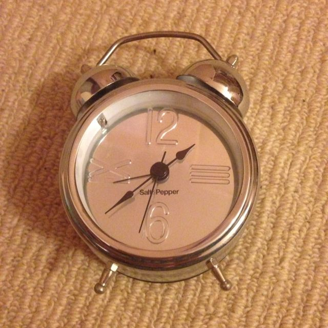 REDUCED: Alarm Clock