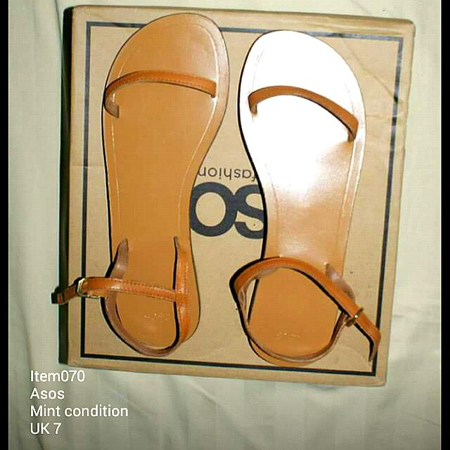 Asos Flat Sandals Carousell On Puxozki eHED29WIY