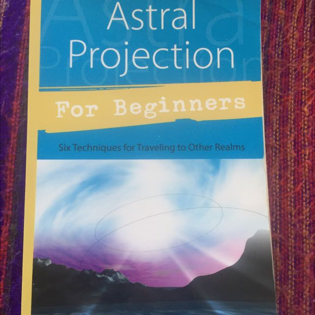 Astral Projection Book For Beginners