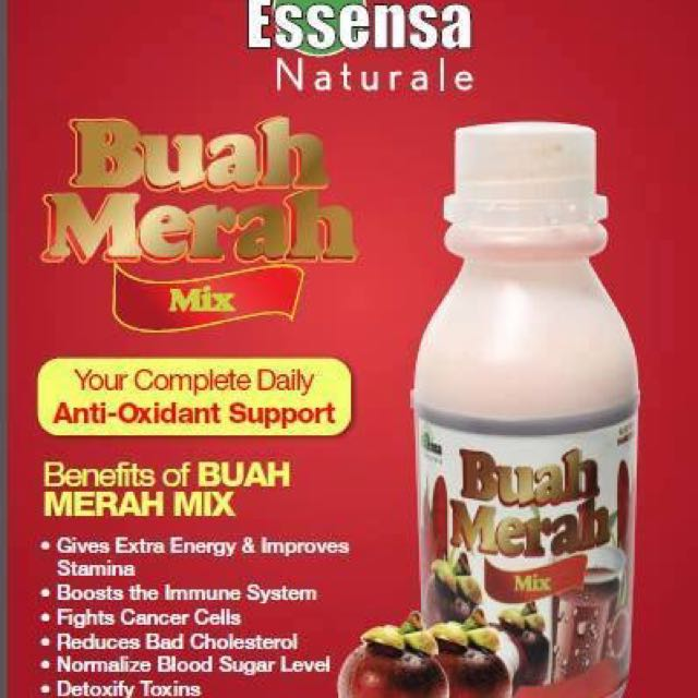 Authentic BUAH MERAH MiX