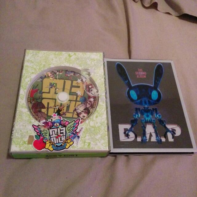 B.A.P. POWER ALBUM