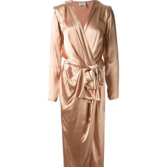Beautiful pinky champagne dress