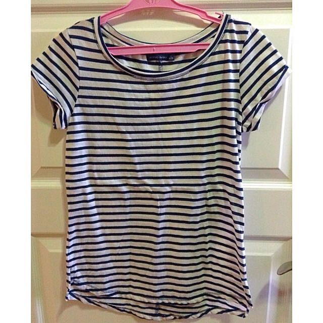 Bershka Stripes Shirt