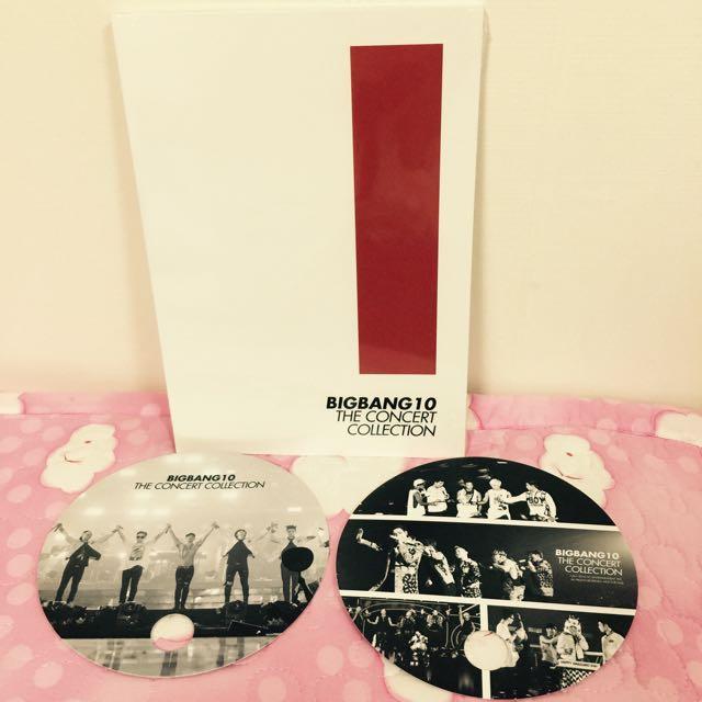 (已售誤下標)BIGBANG 10週年限量寫真書