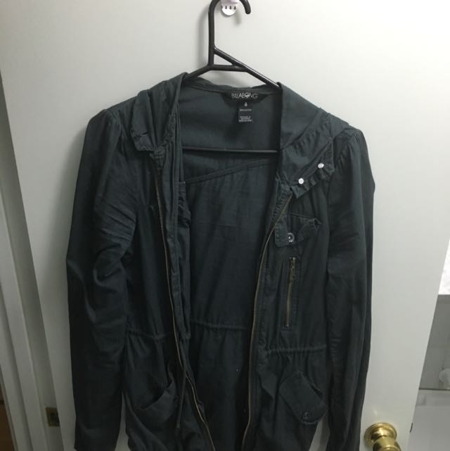 Billabong Military Type Jacket