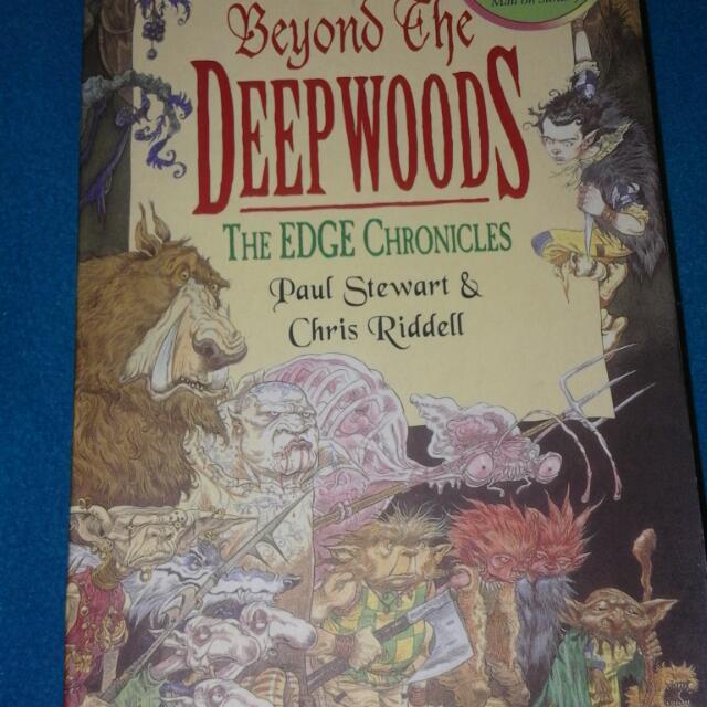 Book: Beyond The Deepwoods