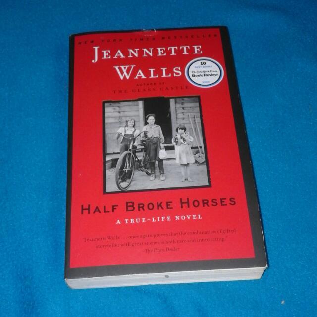 Book: Half Broke Horses
