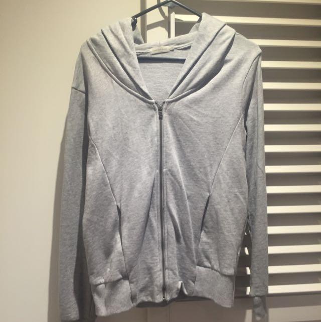 Calvin Klein Hoodie Jacket