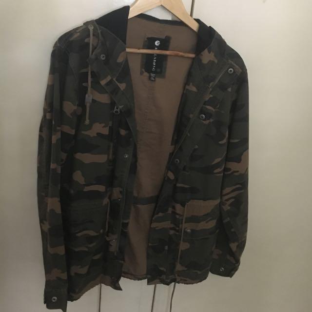 Camouflage Jacket M