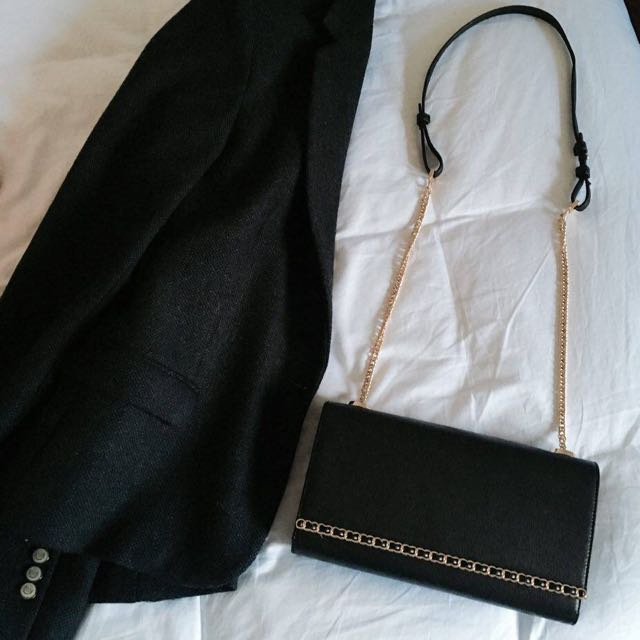 Charles and Keith Sling Bag/clutch