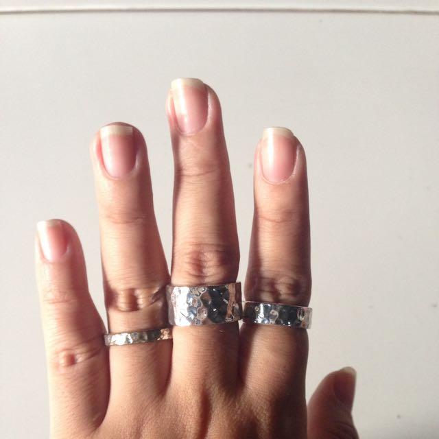 Custom Ring (3pcs)