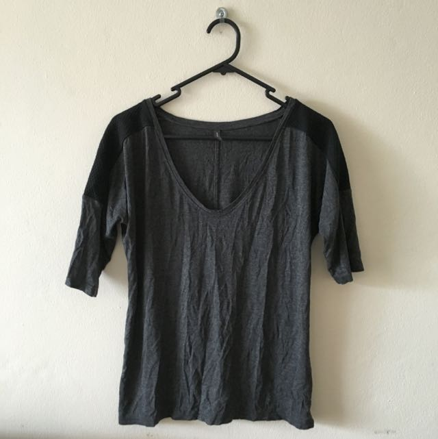 Dark Grey Tshirt
