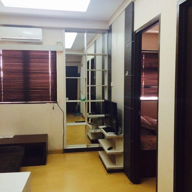 Disewakan Apartment The Suites Metro Bandung