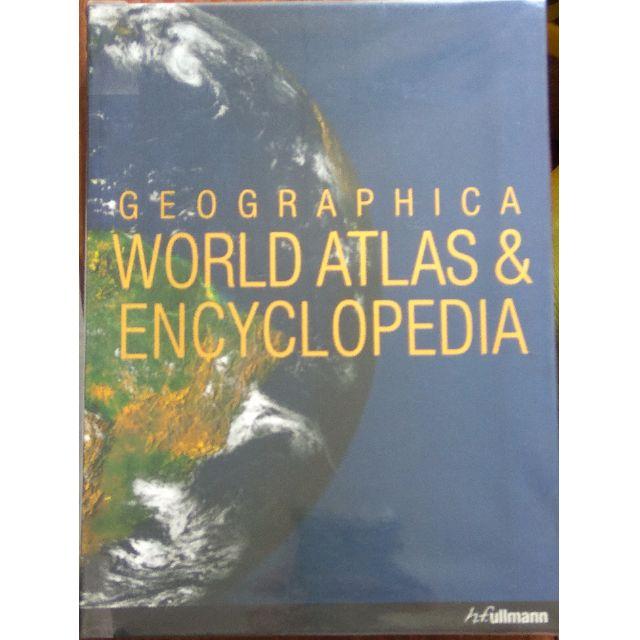 Geographica World Atlas & Encyclopedia