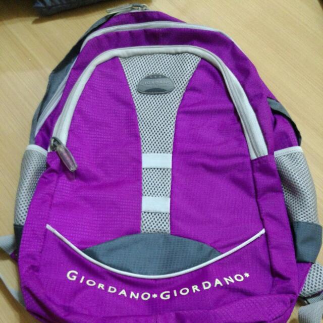 Giordano後背包