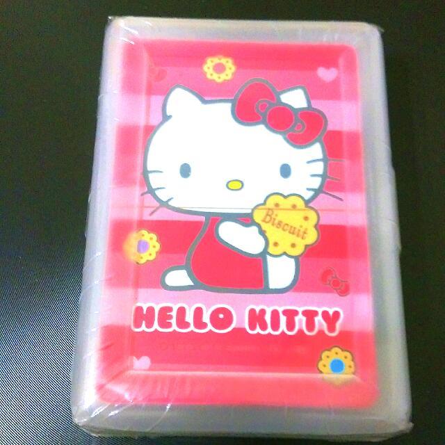 Hello Kitty撲克牌 #50元生活物品