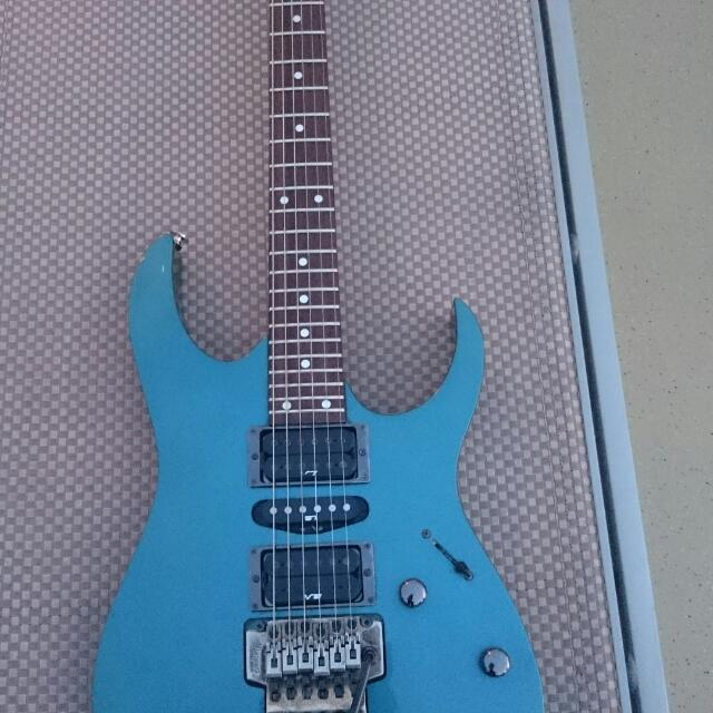 Ibanez Rg 470 Made In Japan Fgn Made.