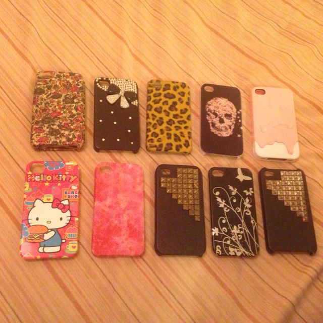 iPhone 4 Phone Cases