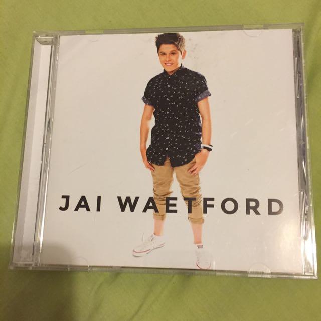 Jai Waetford CD