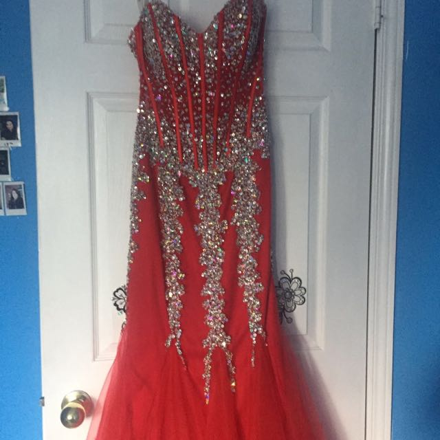 Jovani Dress Size Small