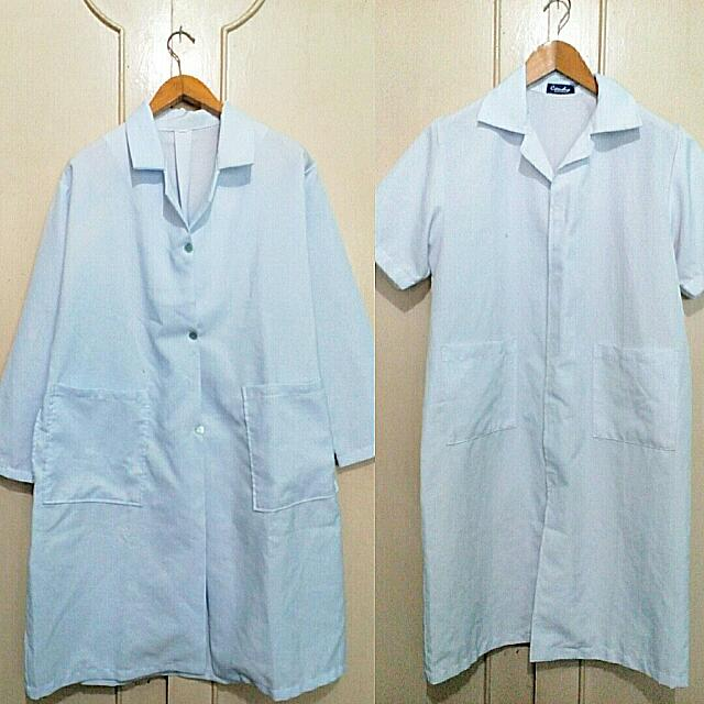Long Sleeve & Short Sleeve Lab Gowns
