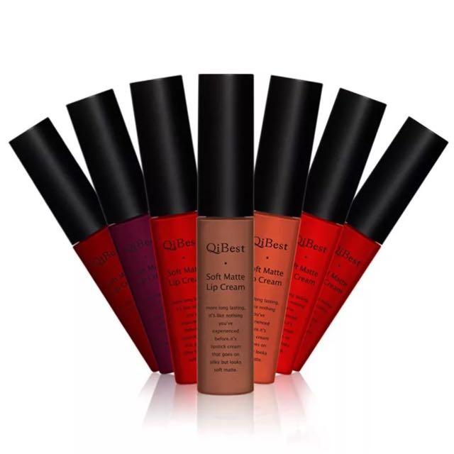 Matte Liquid Lipstick's
