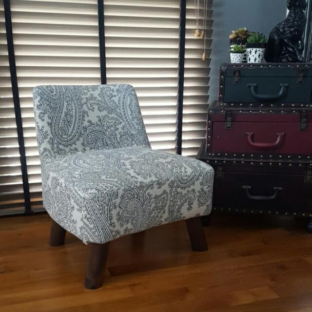 Mini Sofa Chair Single Stool Furniture Sofas On Carousell