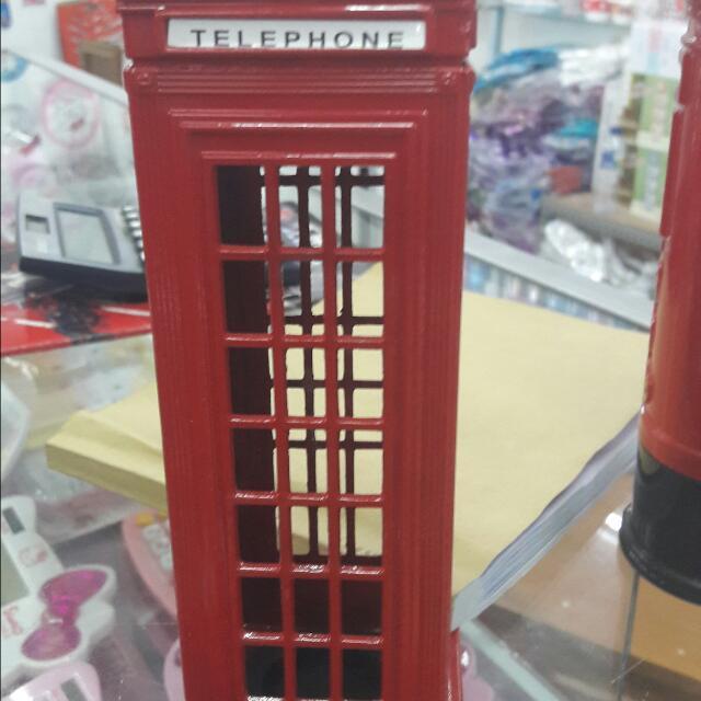 Miniatur Pajangan Telepgone